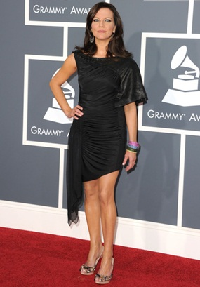 Martina McBride Height Body Shape