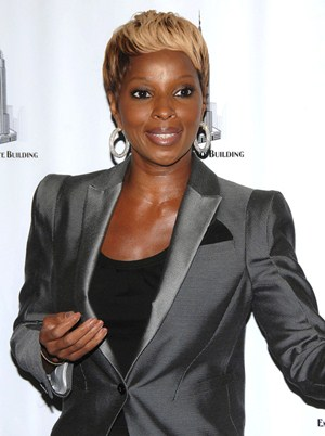 Mary J. Blige Height Body Shape