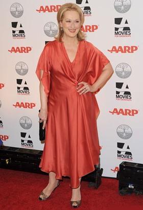 Meryl Streep Height Body Shape