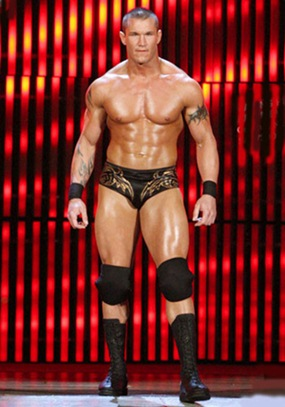 Randy Orton Height Body Shape