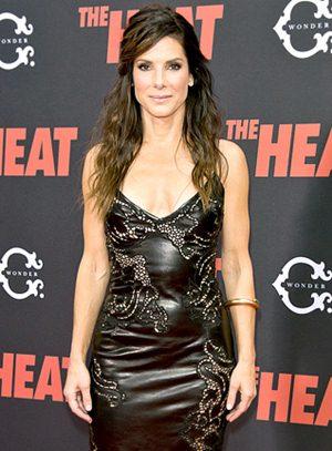Sandra Bullock Body Measurements Height Weight Bra Size Stats Bio  Sandra Bullock