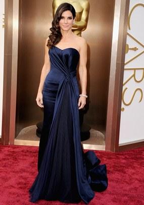 Sandra Bullock Height Body Shape