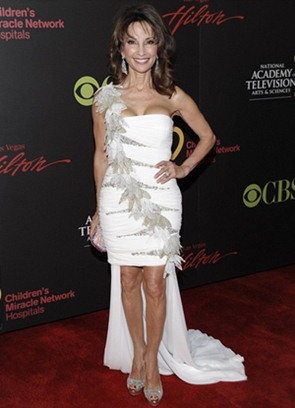 Susan Lucci Height Body Shape