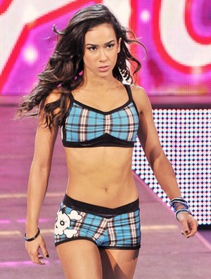 AJ Lee Body Measurements