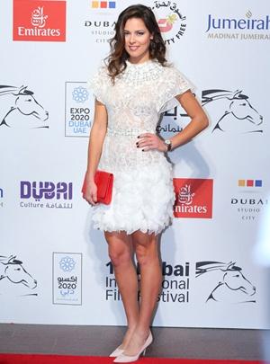 Ana Ivanovic Height Body Shape