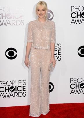 Anna Faris Height Body Shape