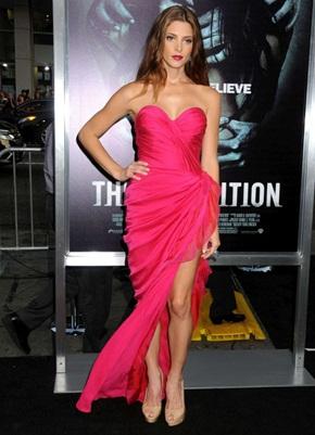 Ashley Greene Height Body Shape