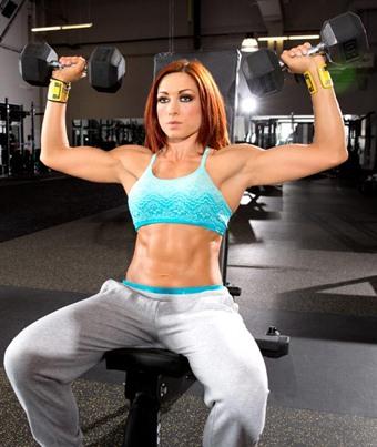 Becky Lynch Body Measurements