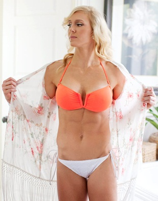 Charlotte WWE Body Measurements