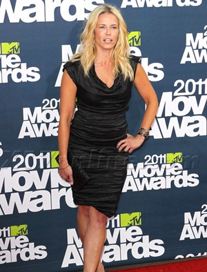 Chelsea Handler Height Body Shape