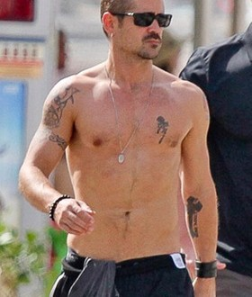 Colin Farrell Body Measurements Height Weight Shoe Size ...