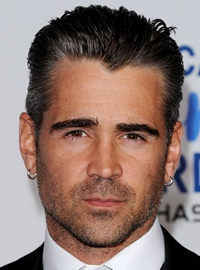 <b>Colin Farrell</b> Body Measurements Height Weight Shoe Size Vital Statistics - Colin-Farrell