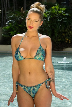 Helen Flanagan Height Body Shape