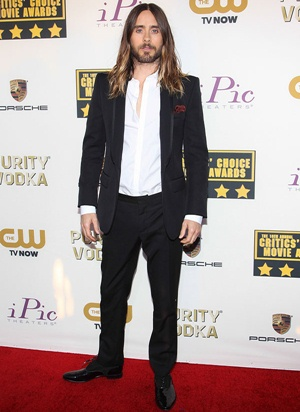 Jared Leto Height Body Shape