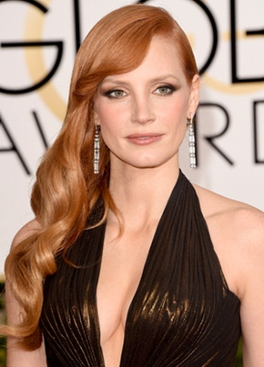 Jessica Chastain Body Measurements