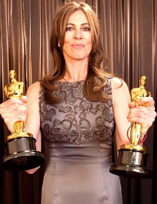 Kathryn Bigelow Body Measurements