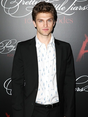 Keegan Allen Body Measurements