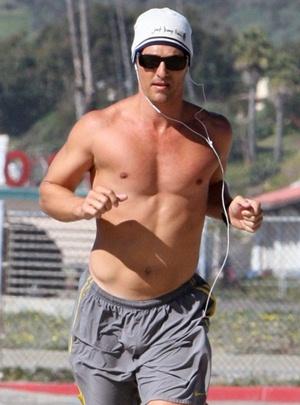 Matthew McConaughey Body Measurements