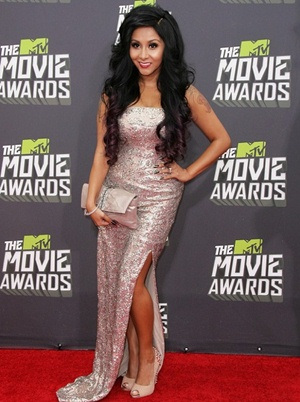 Nicole 'Snooki' Polizzi Height Body Shape