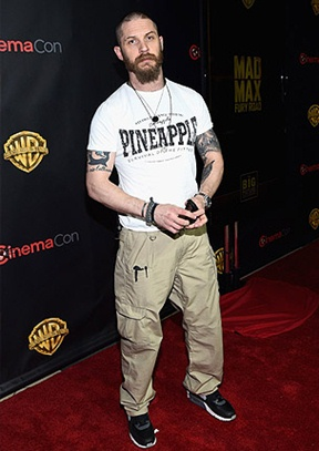 Tom Hardy Body Measurements Height Weight Shoe Biceps Size ...
