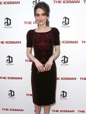 Winona Ryder Height Body Shape