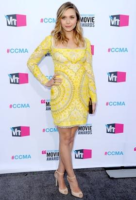 Elizabeth Olsen Height Body Shape