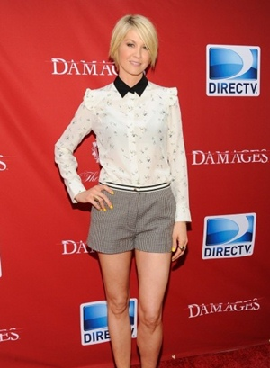 Jenna Elfman Body Measurements