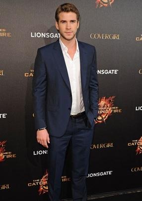 Liam Hemsworth Body Measurements