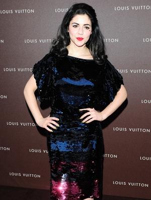 Marina And The Diamonds Height Body Shape
