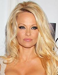 Pamela Anderson Body Measurements Bra Size Height Weight Shoe Vital ...  Pamela Anderson