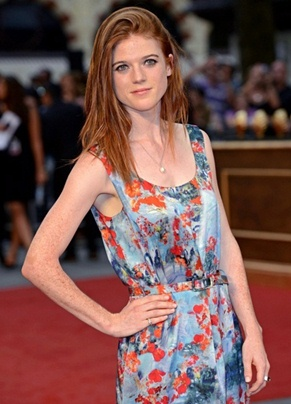 Rose Leslie Body Measurements