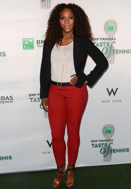 Serena Williams Body Measurements Stats