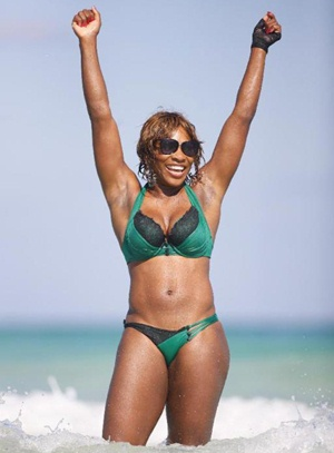 Serena Williams Body Measurements