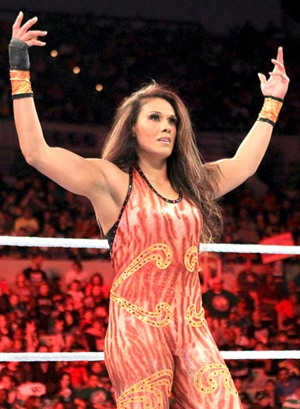 Tamina Snuka Height Body Shape