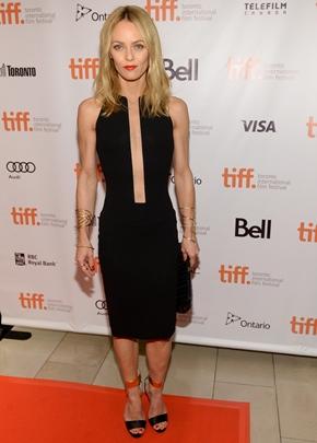 Vanessa Paradis Height Body Shape