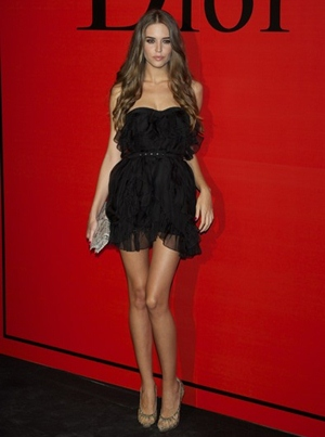 Clara Alonso Height Body Figure Shape