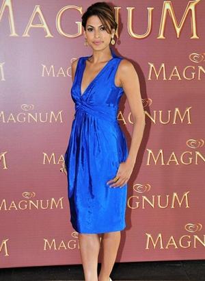 Eva Mendes Height Body Shape