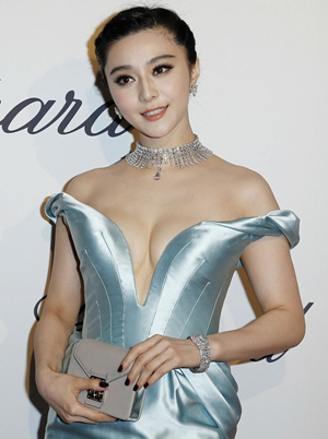 Fan Bingbing Body Measurements