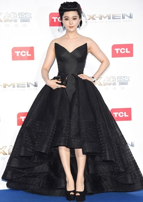 Fan Bingbing Height Body Shape