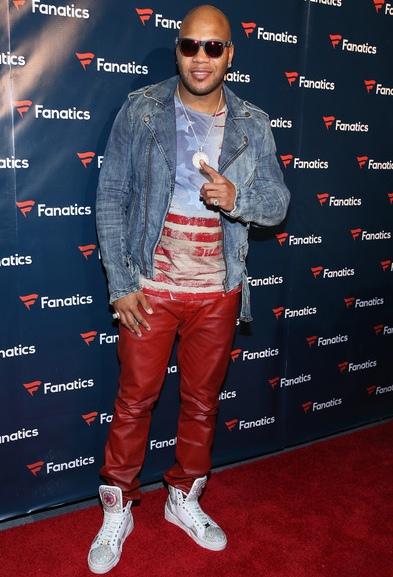 Flo Rida Height Weight Stats