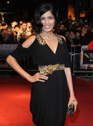 Freida Pinto Body Measurements
