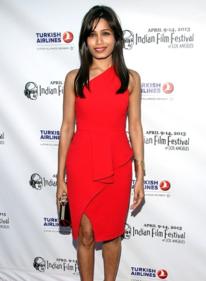 Freida Pinto Height Body Shape