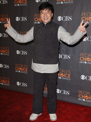 Jackie Chan Height Body Shape