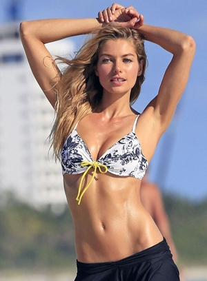 Jessica Hart Body Measurements