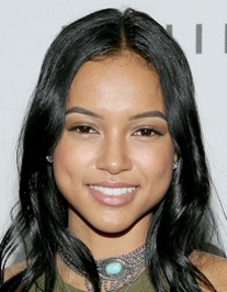 Karrueche Tran Body Measurements Height Weight Bra Size Shoe Vital Statistics