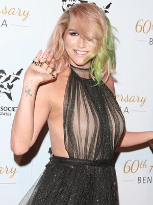 Kesha Body Measurements