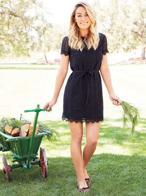 Lauren Conrad Height Body Shape
