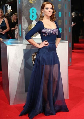 Lea Seydoux Height Body Figure Shape