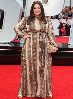Melissa McCarthy Height Body Shape