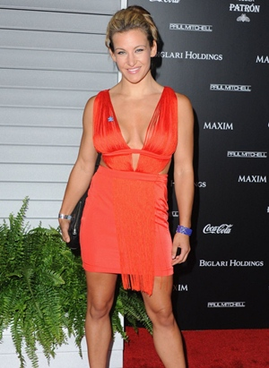 Miesha Tate Height Body Shape